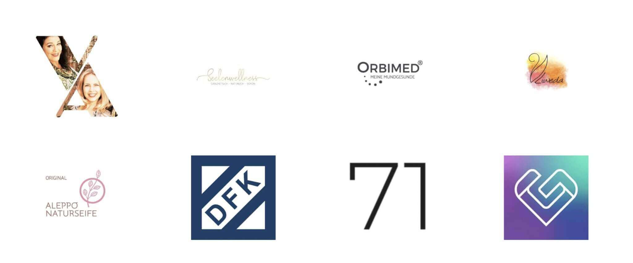Übersicht einiger SEO Kunden von Dominik Kienzle